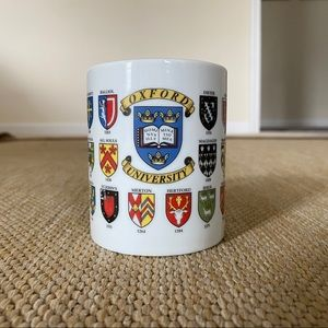 Oxford University Coffee Mug